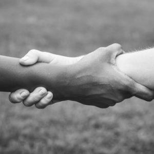 Il contatto corporeo nella coppia